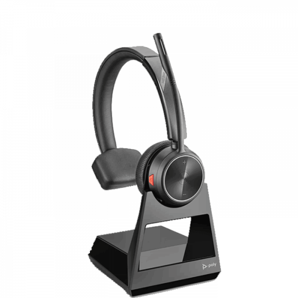 Poly Savi 7210 Wireless Headset & DECT Base