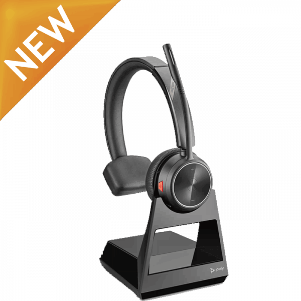 Poly Savi 7210 D Office Wireless Headset