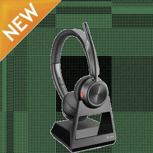 Poly Savi 7220 D Office Wireless Headset