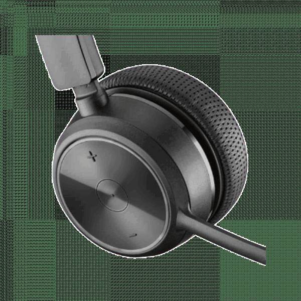 Poly Savi 7200 Speaker Controls