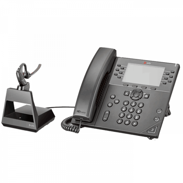 Voyager 5200 Office Deskphone Headset