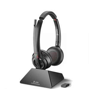 Poly 8220 Wireless Computer Headset