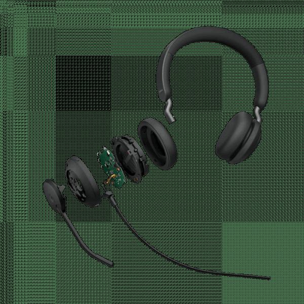 Jabra Evolve2 40 Stereo Headset