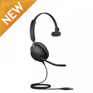 Jabra Evolve2 40 Mono Headset