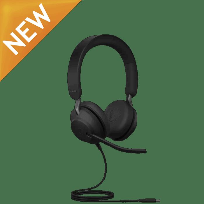 Jabra Evolve2 40 Stereo USB Headset