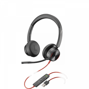 Poly Blackwire BW8225 USB Headset