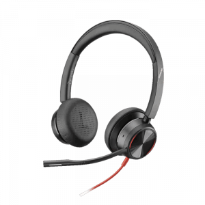 Dual Ear Plantronics / Poly Headset