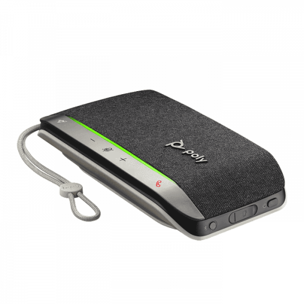Poly Sync 20 Speakerphone with strap