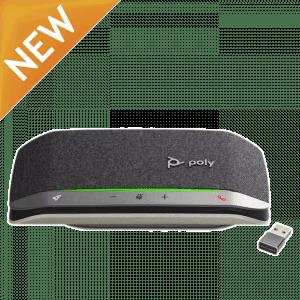 Poly Sync 20+ Speakerphone w/ USB Dongle