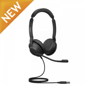 Jabra Evolve2 30 Stereo USB Corded Headset