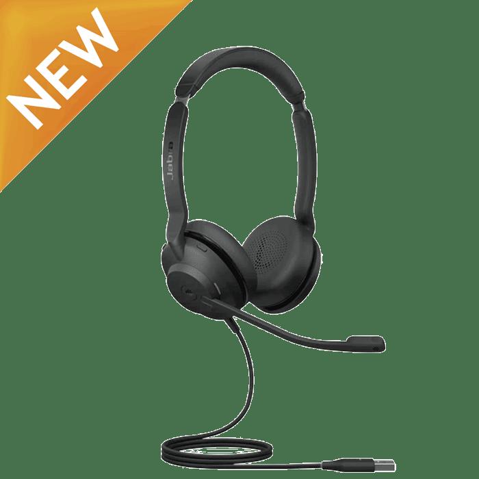 Jabra Evolve2 30 Stereo USB Corded Headset