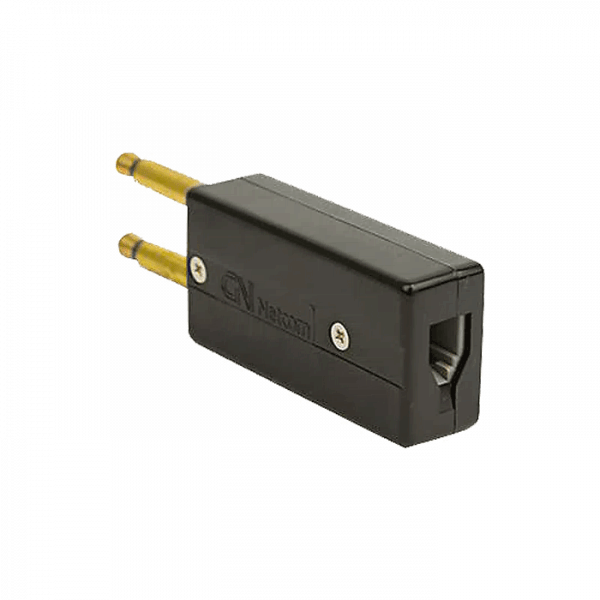 Plantronics 18709-01 PJ327 2-Prong Adapter