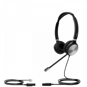 Yealink YHS36 Dual RJ9 Wired Headset