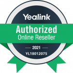 Authorized Dealer for Yealink