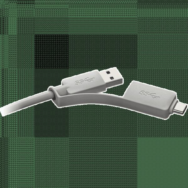Poly Sync 60 Speakerphone USB-A & USB-C