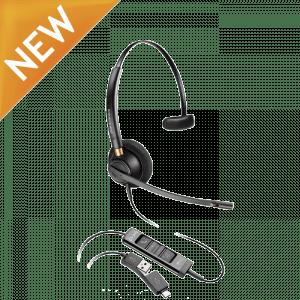 Poly EncorePro EP515 USB Monaural Headset