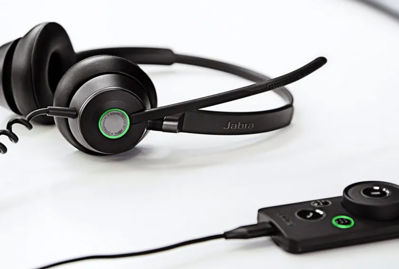 Jabra Engage 50 Link with Headset